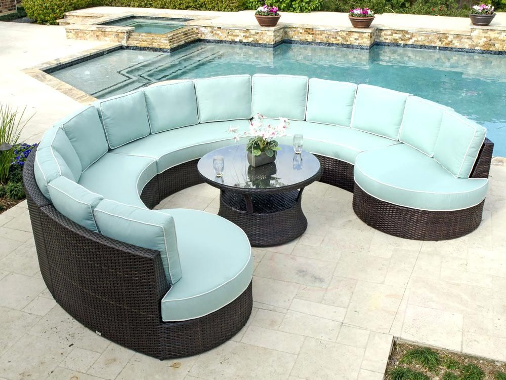 Awesome Circular Outdoor Couch Lovely Circular Outdoor Couch 52