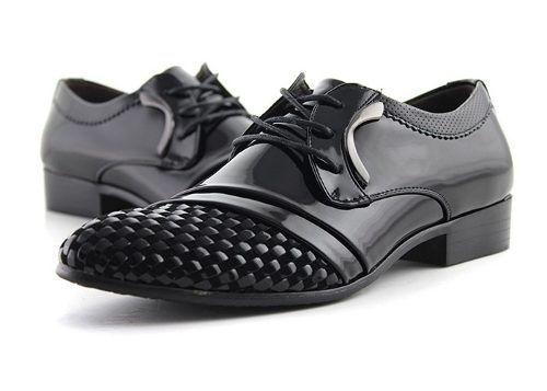 10f3a6fc53395b sapato social casual masculino importado preto | Gentlemen's ...