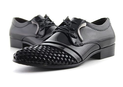 05c250bbf7bd4 sapato social casual masculino importado preto | Gentlemen's ...