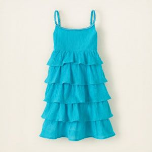 girl - outfits - cool 'n casual dresses - cha cha dress | Children's Clothing | Kids Clothes | The Children's Place