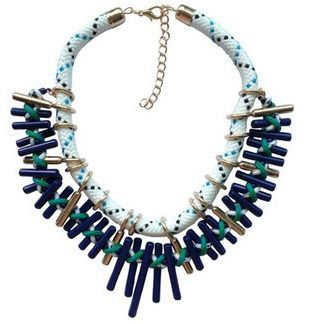 Koral Rope Statement Necklace