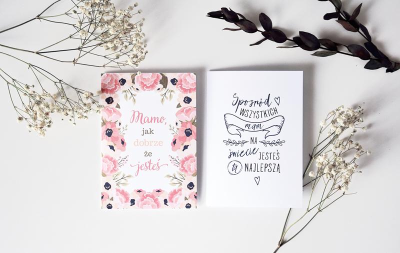 Dzien Matki Diy Prezent Kartki Do Wydruku Cards Printables Diy