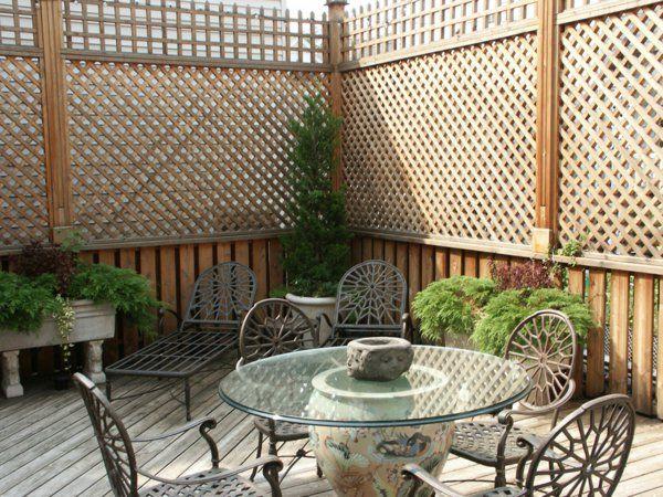 choisissez un panneau occultant de jardin panneau occultant panneau et en bois. Black Bedroom Furniture Sets. Home Design Ideas