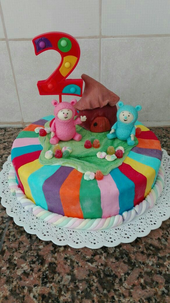Torta Billy Y Bam Bam Birthdays Pinterest Birthdays
