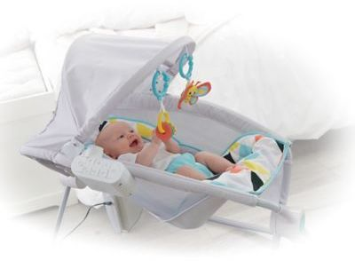 Fisher Price Premium Auto Rock N Play Sleeper With Smartconnecttm