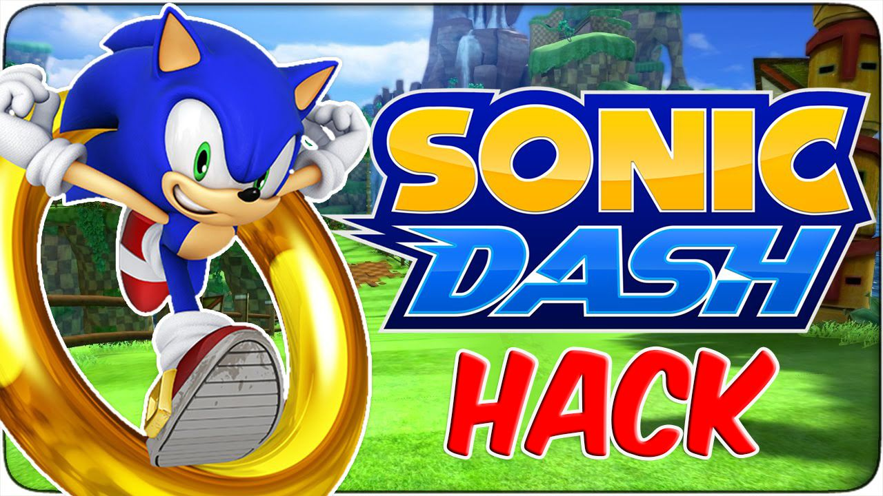About Sonic Dash Hack Online Generator Tool Get Unlimited Coins