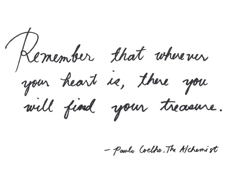 Paulo Coelho Quote On Tumblr
