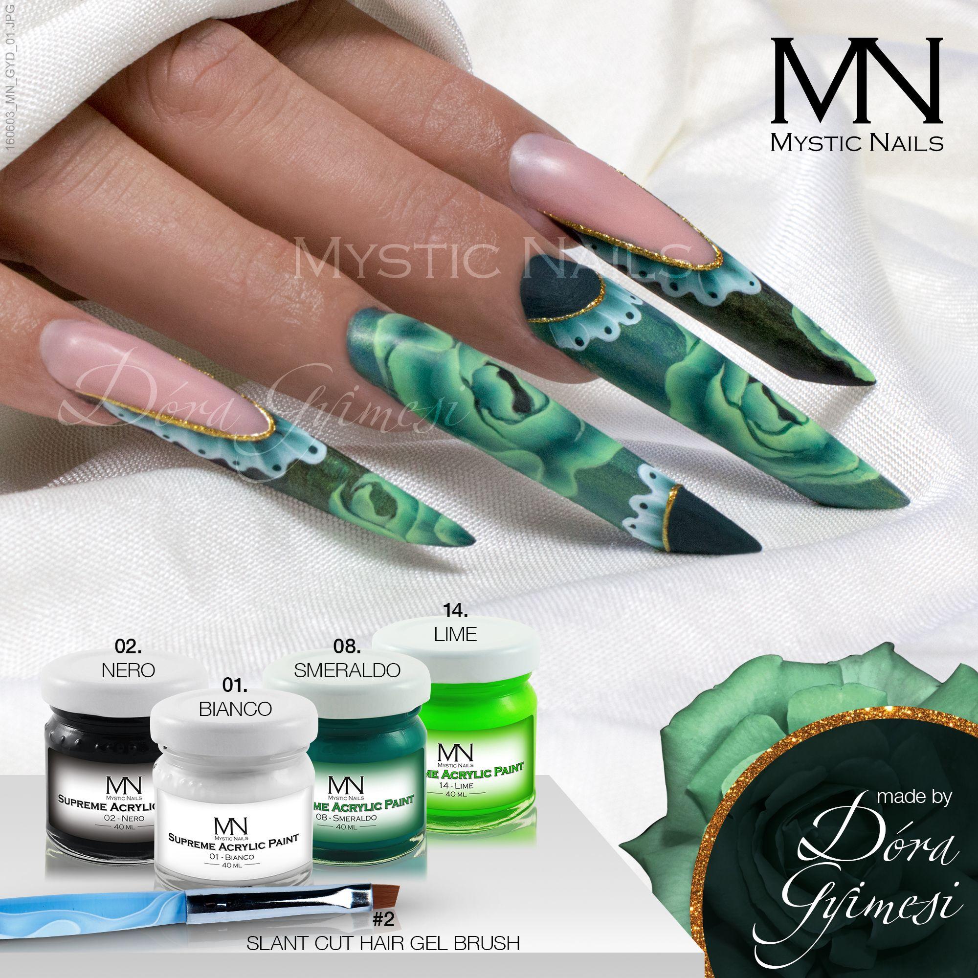 160603_MN_GYD_01 nail art salon nails nail art gel one stroke nail ...