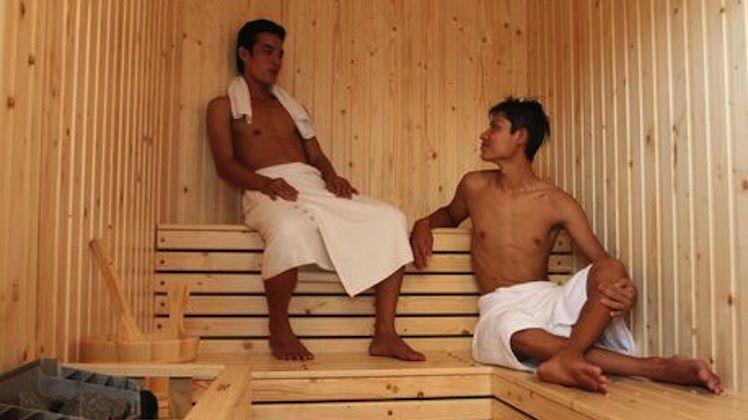 campgrounds gay bathouse saunas