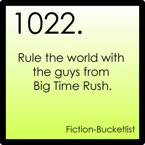 You know this is on your bucket list too!