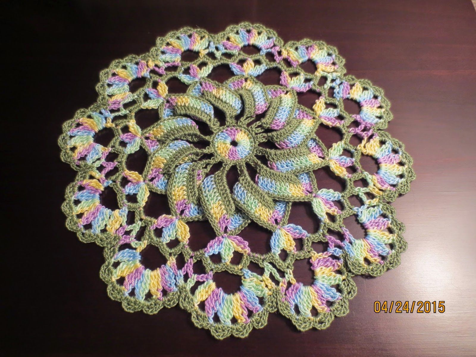 Bellacrochet pretty pinwheel doily a free crochet pattern for bellacrochet pretty pinwheel doily a free crochet pattern for you bankloansurffo Image collections