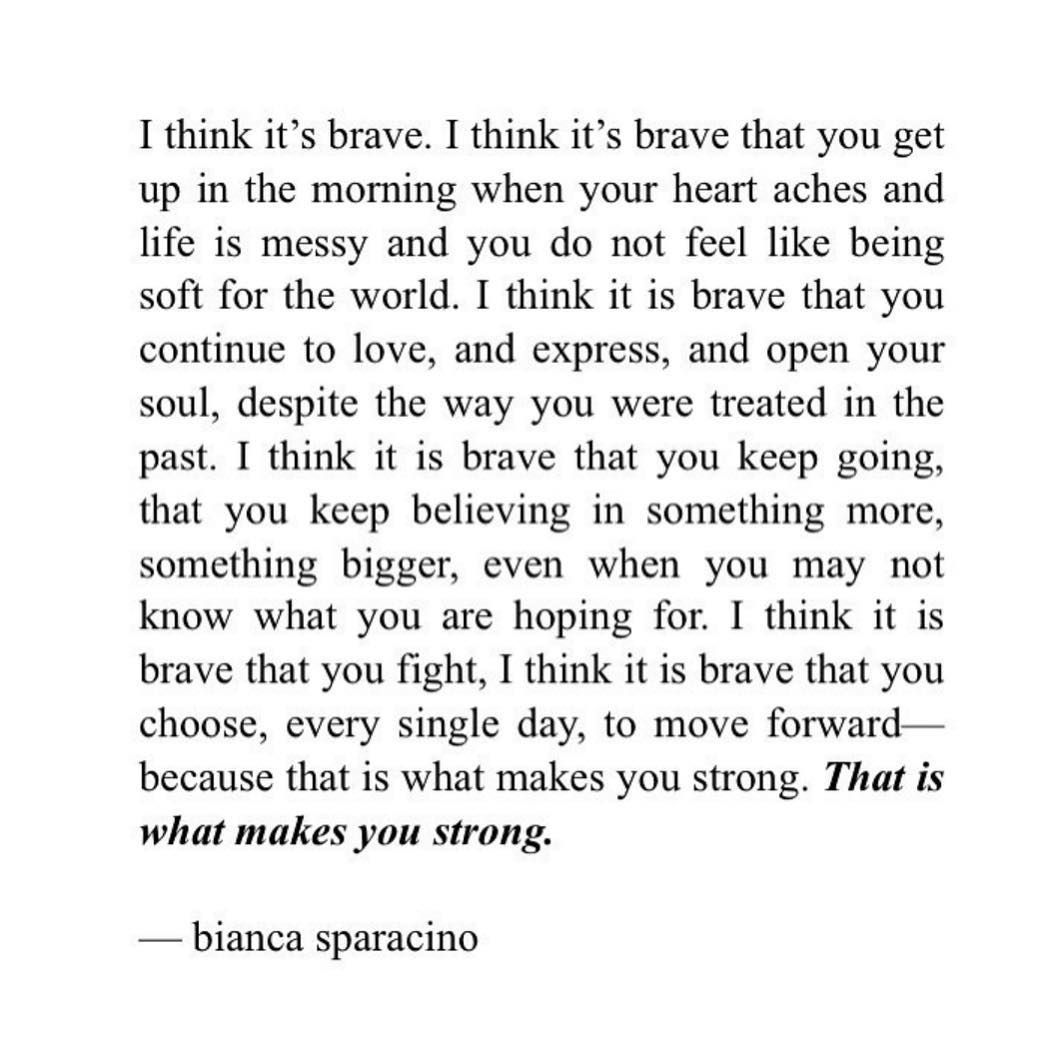 I Love This So Much I Feel Like Someone Needs To Read This Today Www Kaylaitsines Com App Liking Someone Quotes Feeling Down Quotes Need Someone Quotes