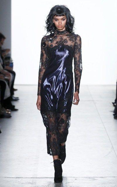 Berlin Fashion Week models take to 25
