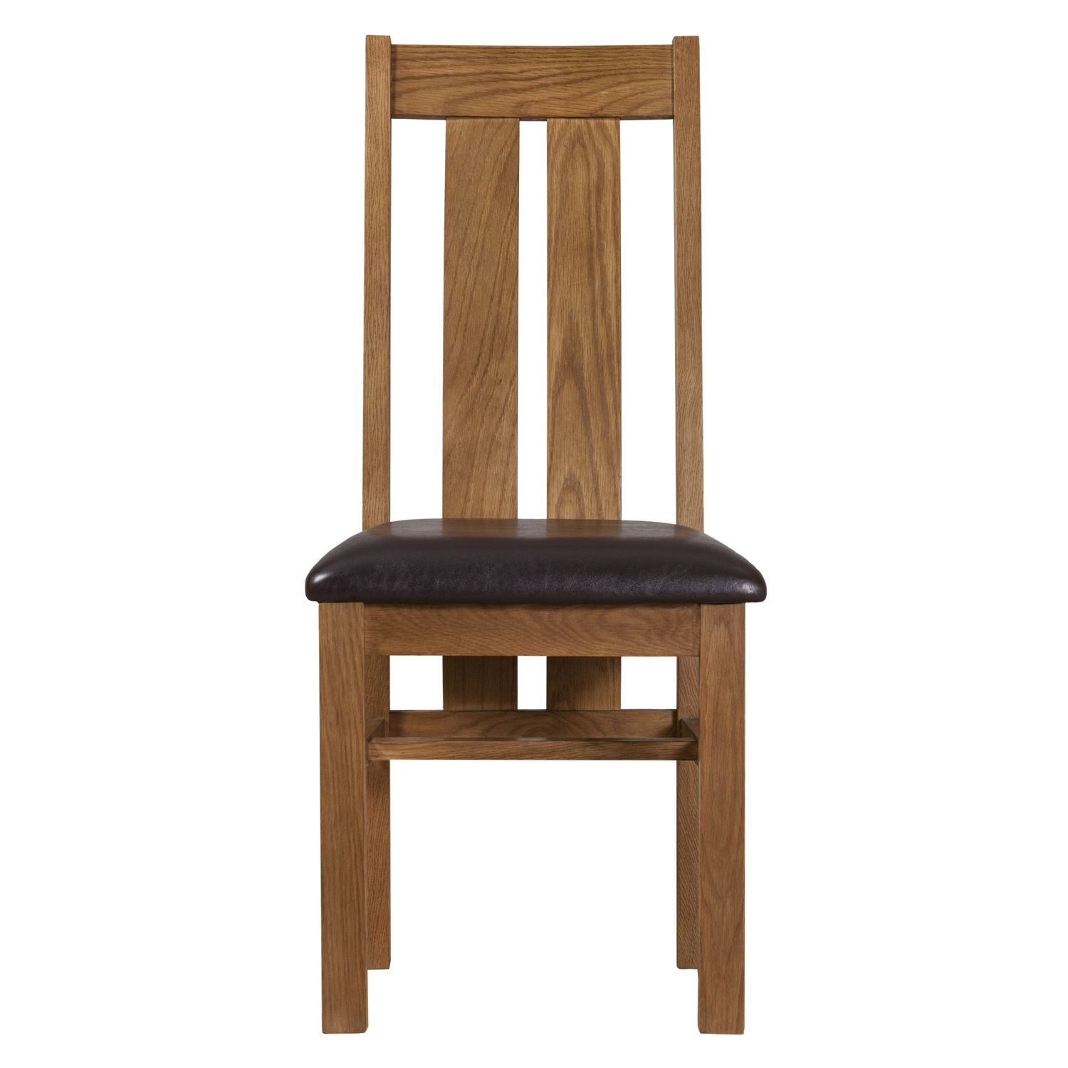 Pair Of Kinsale Arch Back Oak Dining Chairs Oak Dining Chairs Wood Chair Design Dining Chairs