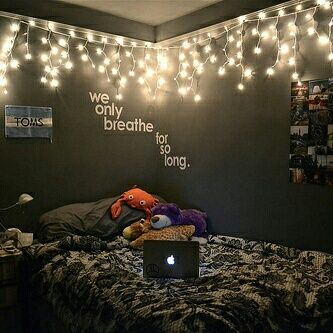 Log In Christmas Lights In Bedroom Tumblr Rooms Room
