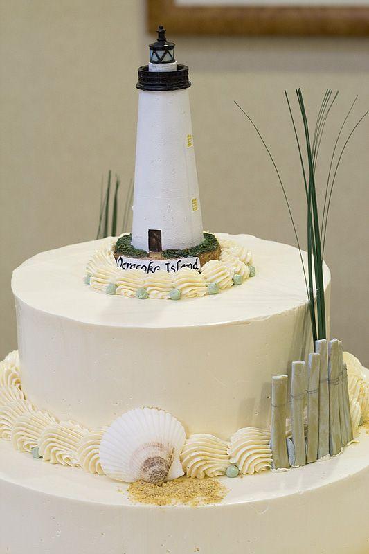 Lighthouse Wedding Cakes 2 Nautical Boat Cruise Yacht
