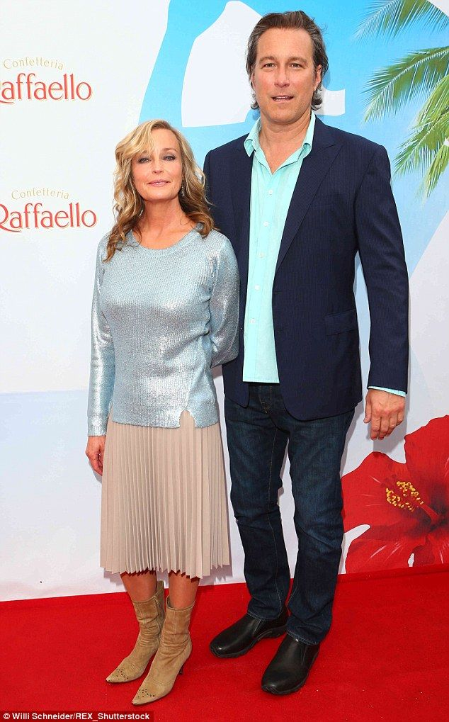 Couple: She now lives on a 110-acre ranch in California's Santa Ynez Valley with her boyfr...