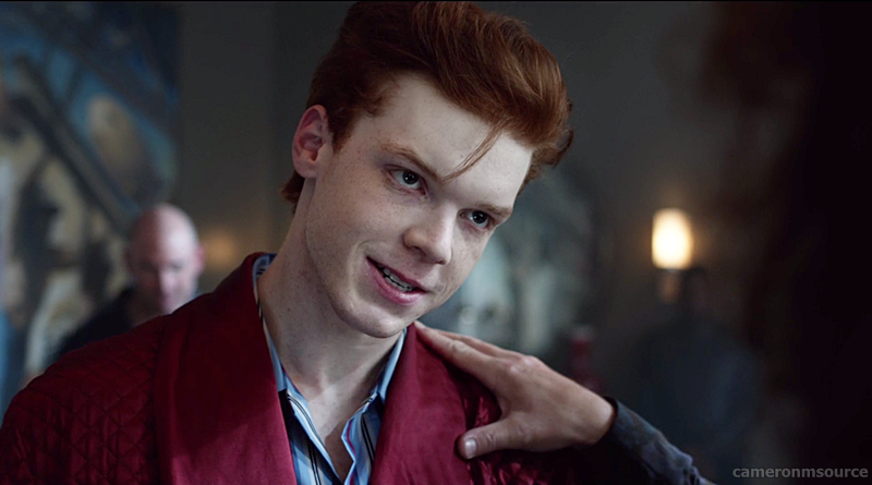 cameron monaghan source cameron as jerome valeska in gotham s
