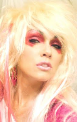 JEM I so am going to be her for halloween 2012