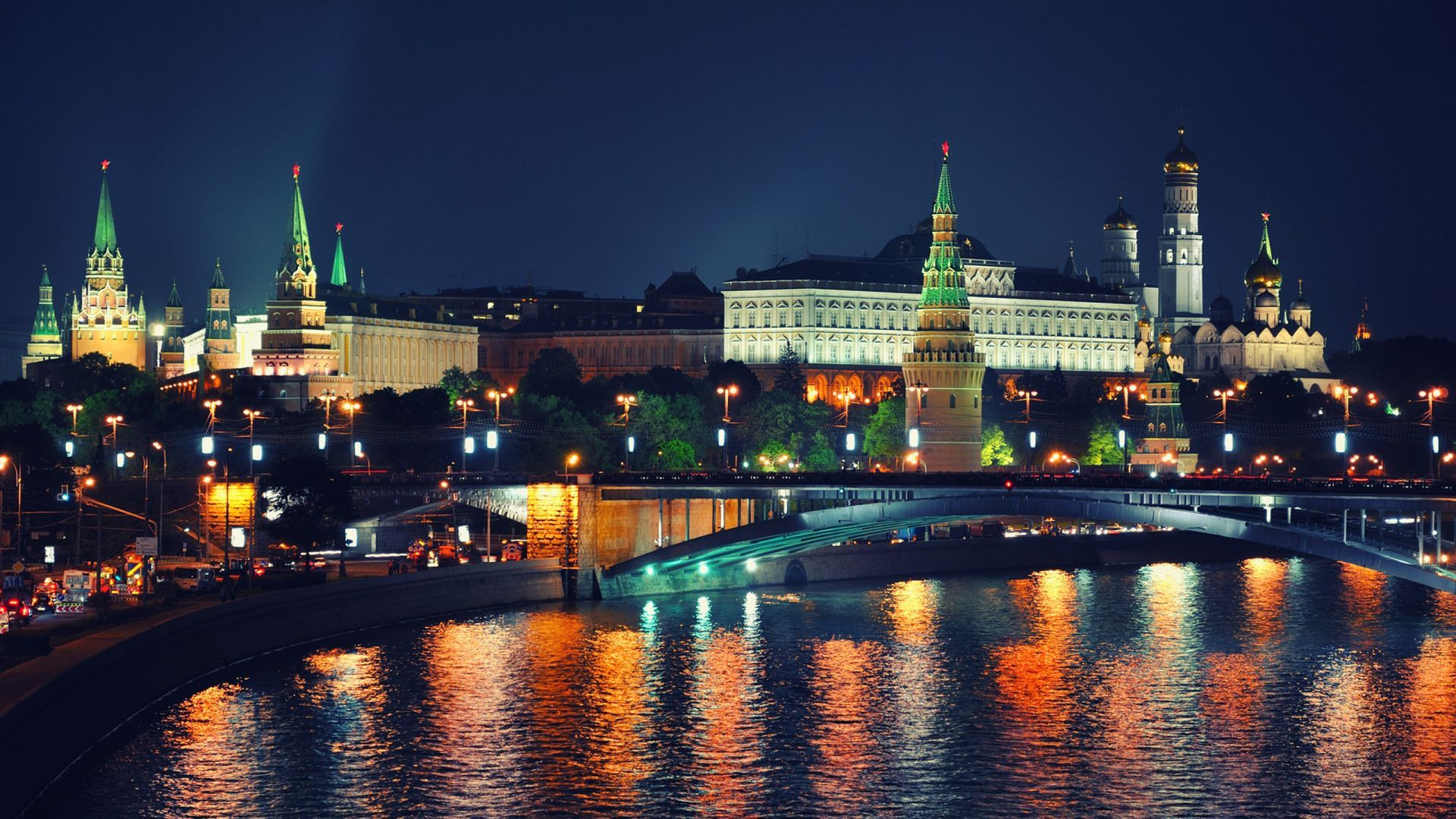 Moscow At Night Night In Moscow Tavel Wallpapers Pictures A Night In Moscow Cityscape Wallpaper Beautiful Places Places To Go