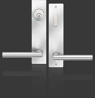 Karcher Design Verona Entry Set Modern Door Hardware Front Door