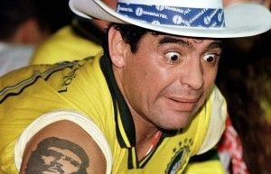 Diego Armando Maradona | Che Guevara