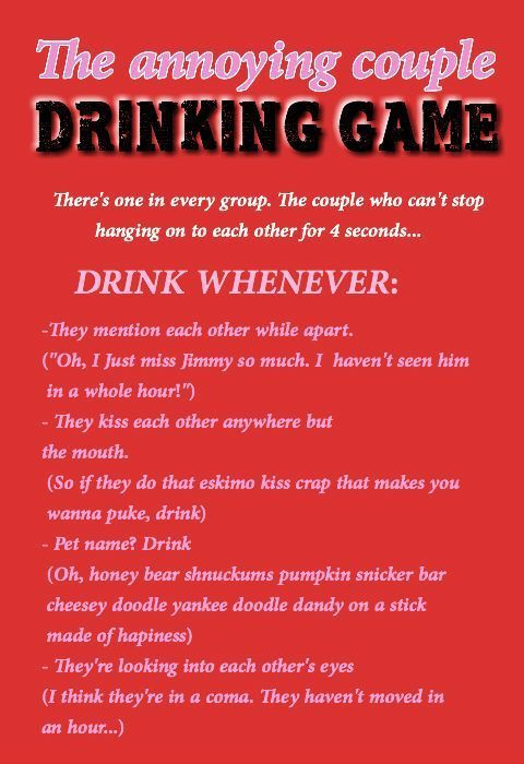 Trinkspiele Für Paare