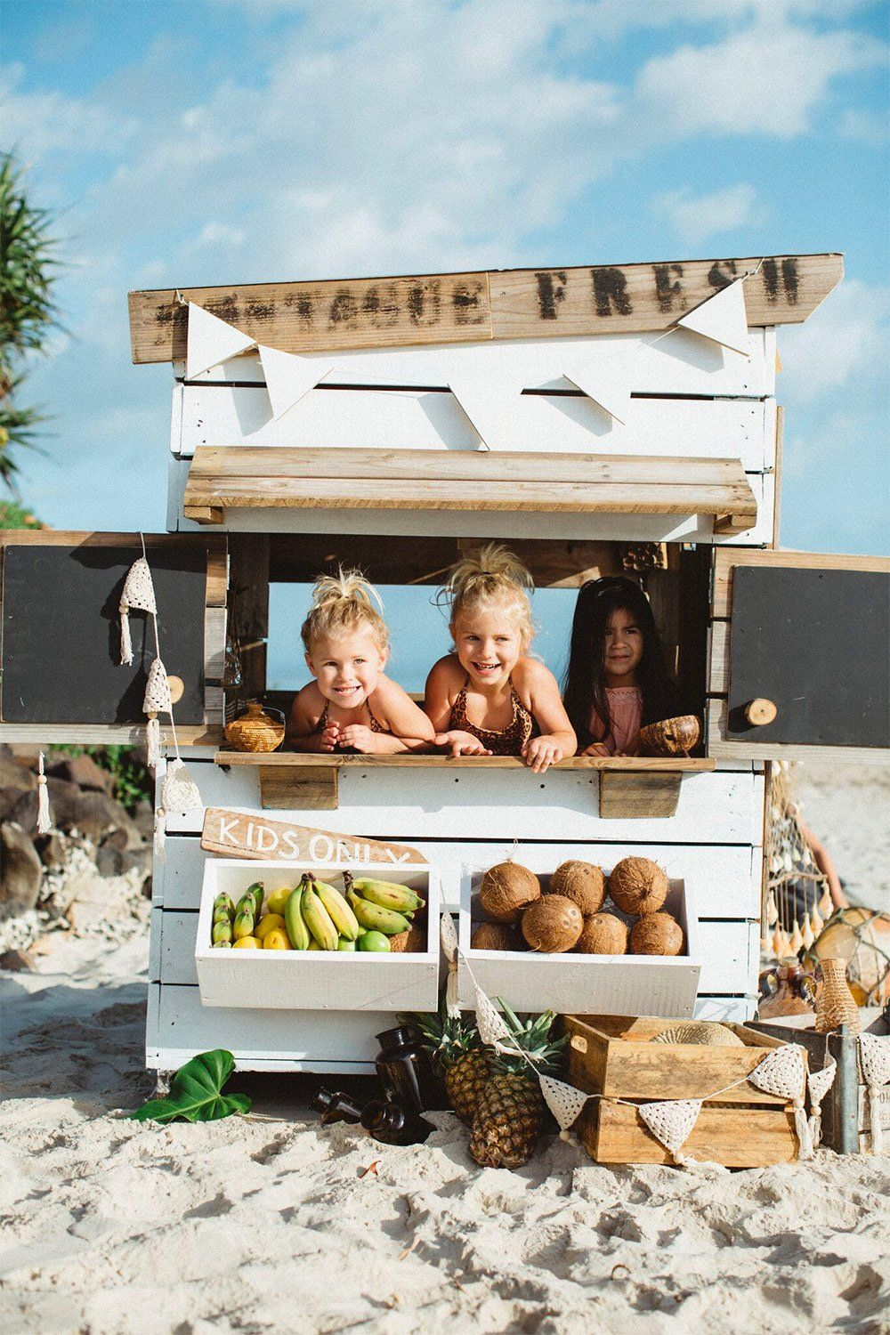 Coco Beach Behind The Scenes in 2020 Kids cubby houses