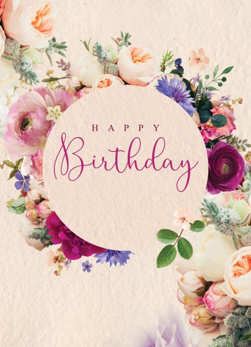 LD1151_Floral bouquet birthday female.jpg Happy birthday