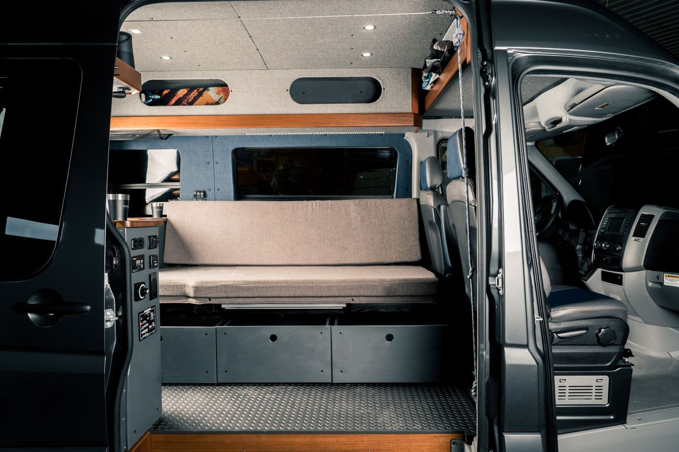 0d36a0f5e8cb 7 van conversion companies that can build your dream camper - Curbed ...
