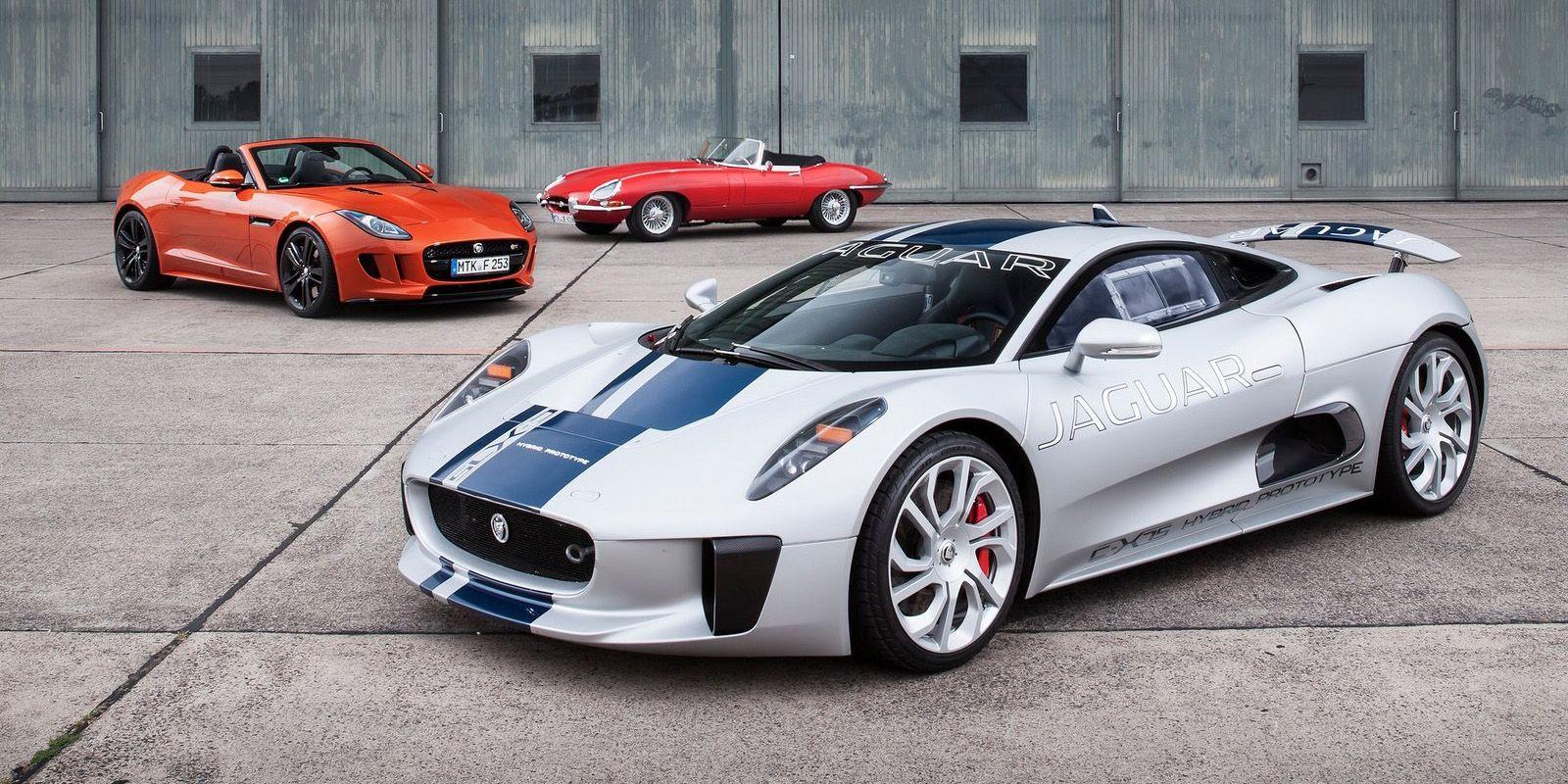 10 Breathtaking Supercars That Never Got Made Super Cars Jaguar Jaguar Car