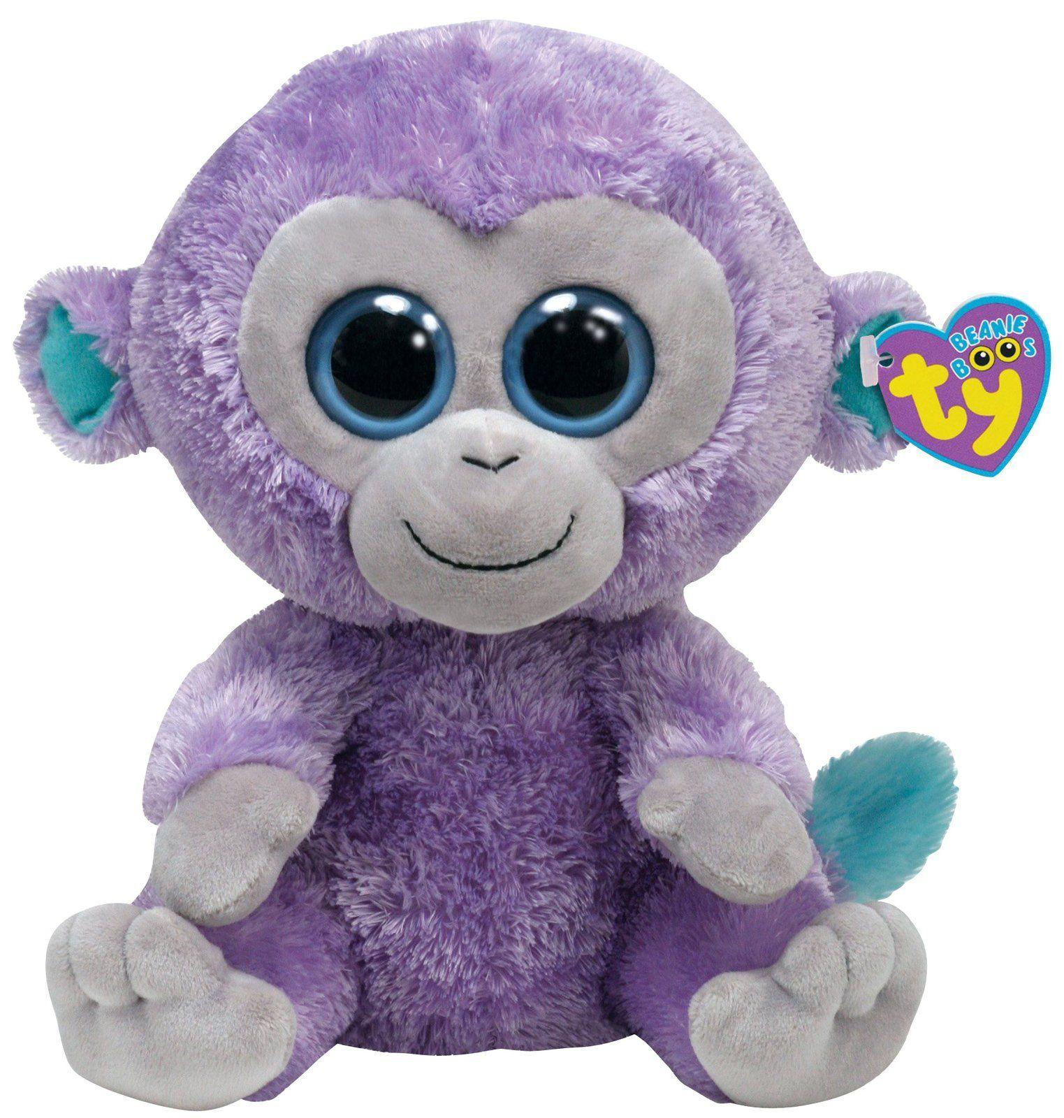 d9d1597b15b Ty Beanie Buddies - Blueberry - Monkey  10  YoYoBirthday