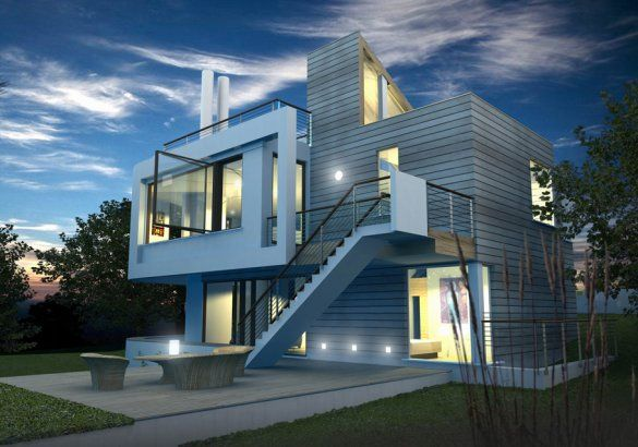 Most Beautiful Houses In The World Residential House United States