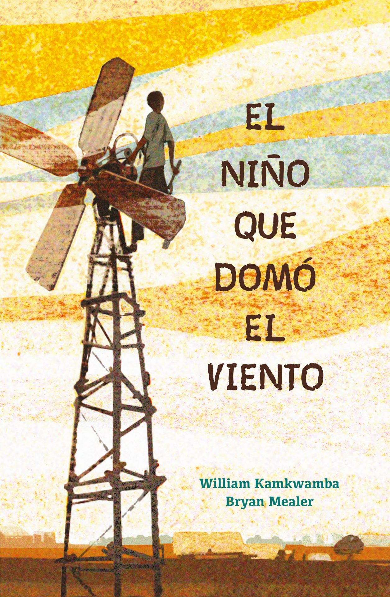El Nino Que Domo El Viento Wind Movie William Kamkwamba Boys Who
