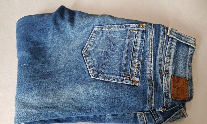 5729baa52a0 Pepe Jeans à 15 €  Pepe jean gen - Coupe Regular - Délavage Moyen -