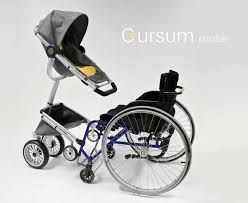 It is just fantastic that wheelchair bound parents are able to have the same contact with their babies as anyone else http://babiesstrollers.net