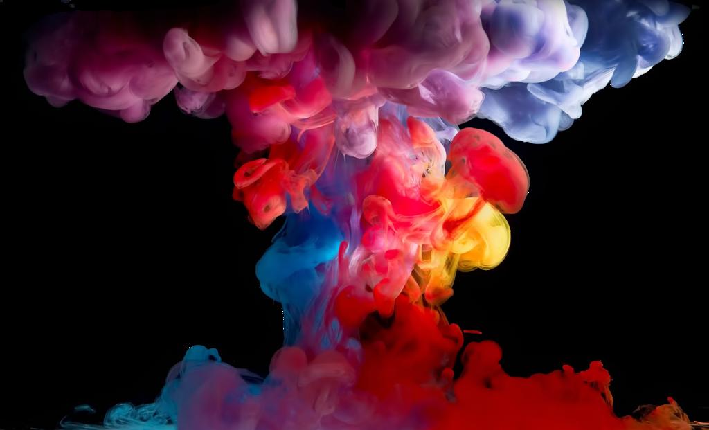 Colorful Smoke Clipart Png Smoke Painting Smoke Wallpaper Colored Smoke