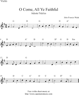 free sheet music scores: 13 violin christmas songs | violin sheet music, christmas  sheet music, violin sheet  pinterest