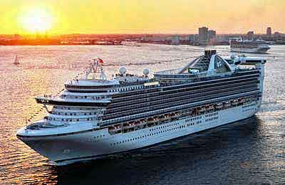 8th Cruise...Princess Cruiselines...Caribbean Princess...Girls 50th Cruise!