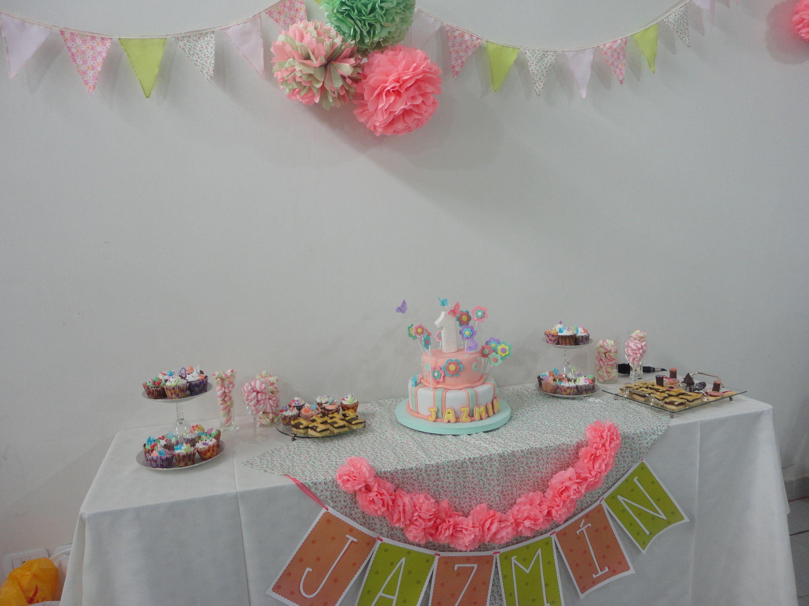 Mesa dulce de bautismo cumple un a o de mi nena ideas for Mesa dulce para bautismo