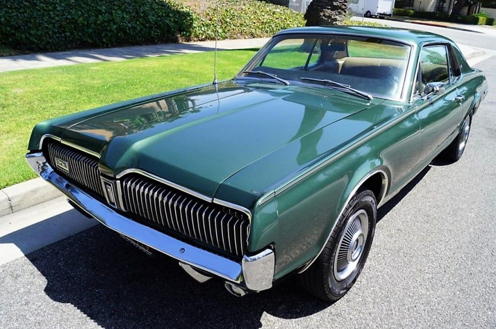 At First Glance This Great Looking 1967 Mercury Cougar Coupe Seemed Like The Kind Of Low Mileage Survivor That Spent Most Its Life Hanging Out In