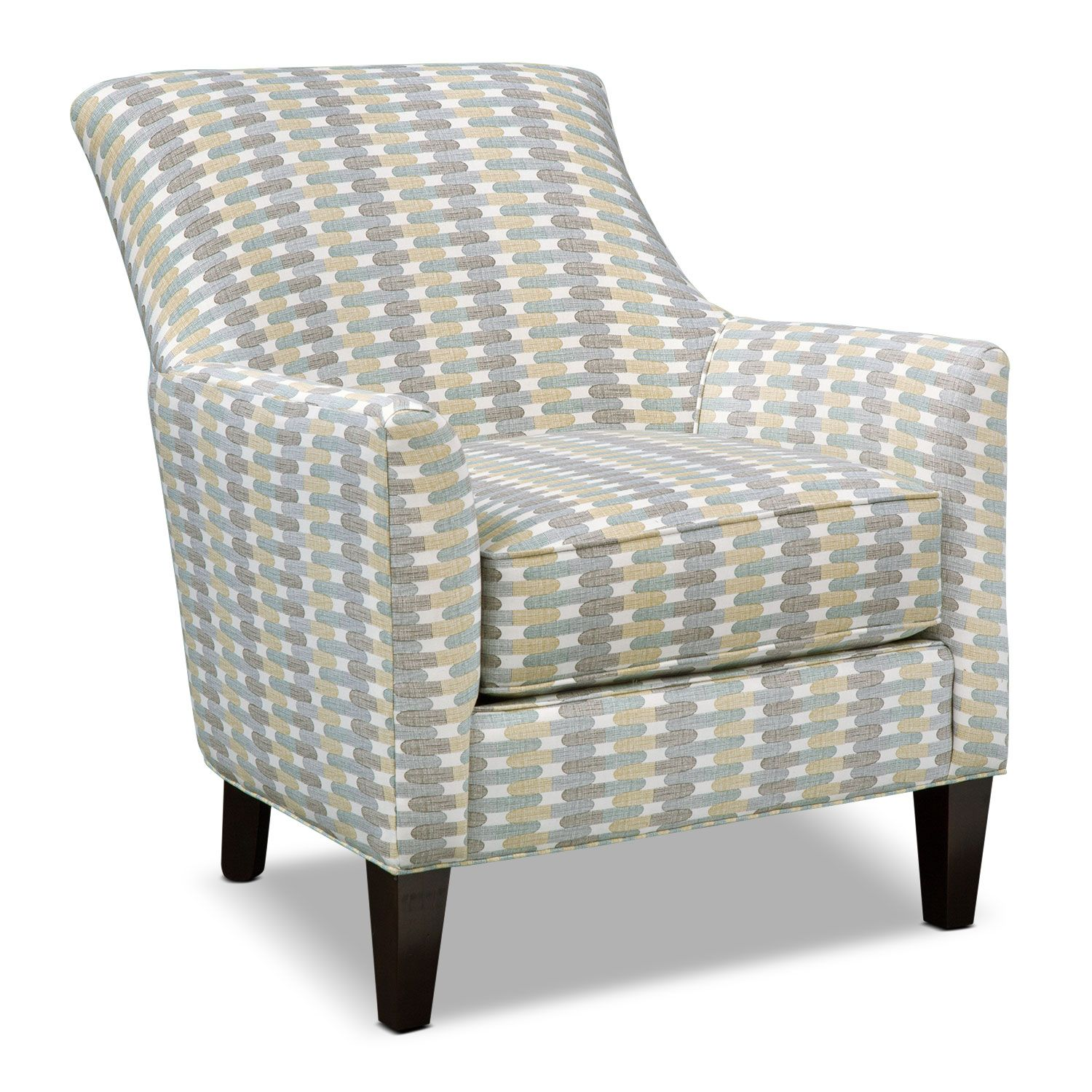 Blue Accent Chair With Arms Visit More At Http Adazed Com Blue