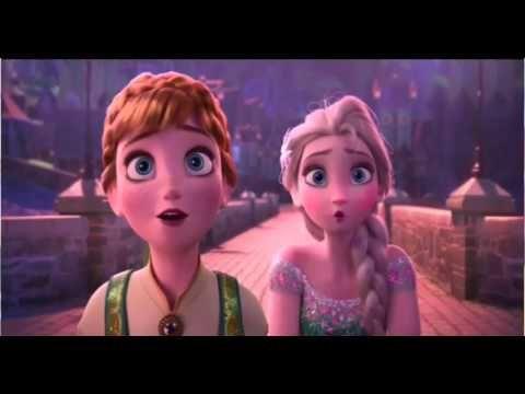 Frozen Fiebre Congelada Español Latino Parte 2 Frozen Fever 2015 Frozen Fever Frozen Fever Movie