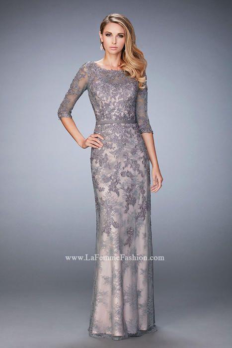 La Femme Evening 21740 La Femme Evening Estelle\'s Dressy Dresses in ...