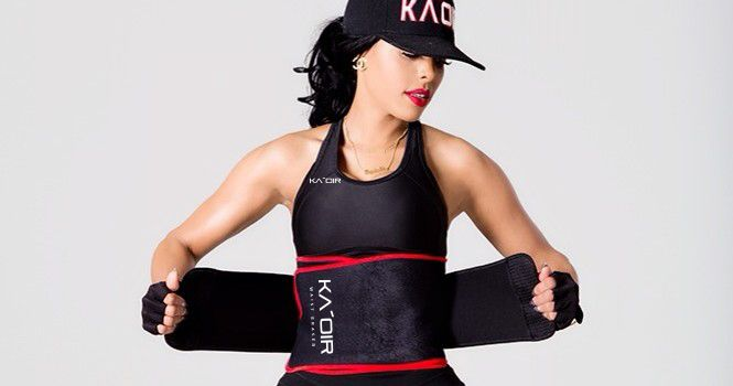 4724f284969 WAIST ERASER - The KA OIR waist trainer will help you burn fat from your  stomach   back. This product is exclusively sold by KA OIR at  www.kaoirfitness.com
