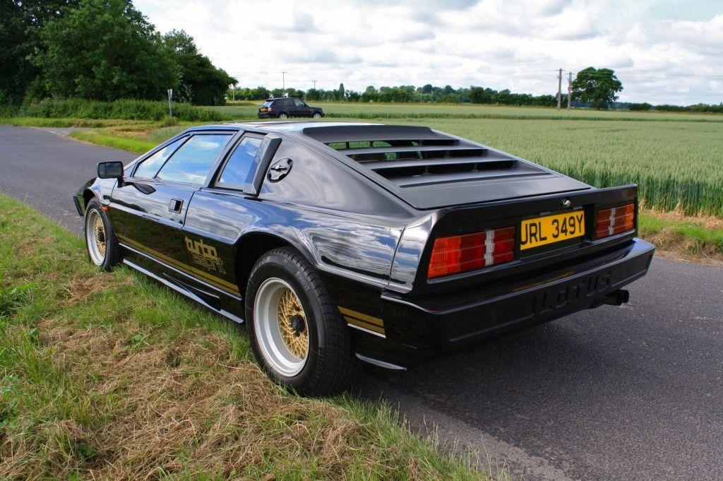 lotus esprit turbo for sale cheap | Lotus Esprit Turbo 3 Classic Car ...