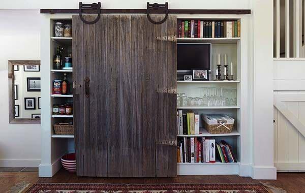 Barn Door Inspiration: 40 Amazingly Creative Ideas