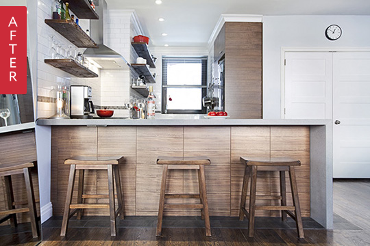 Before & After: A Smart Transformation in Hell\'s Kitchen | Manhattan ...