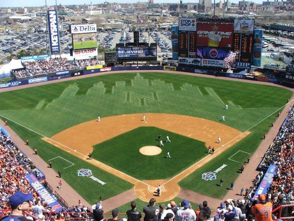 Shea Stadium. Cool Baseball Stadiums Best Baseball Field
