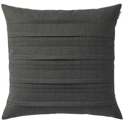 Spira Double Pleat Grey Cushion